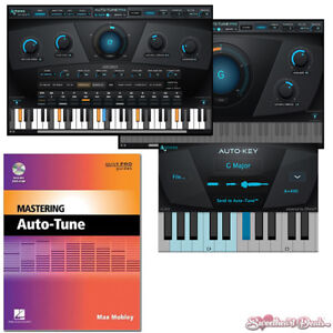 antares auto tune pro native pitch correction plugin edelivery free book ebay. Black Bedroom Furniture Sets. Home Design Ideas