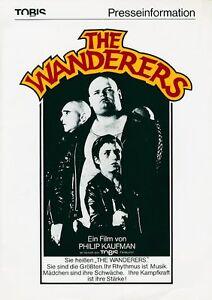 The-Wanderers-ORIGINAL-Presseheft-Ken-Wahl-KULT-MOVIE