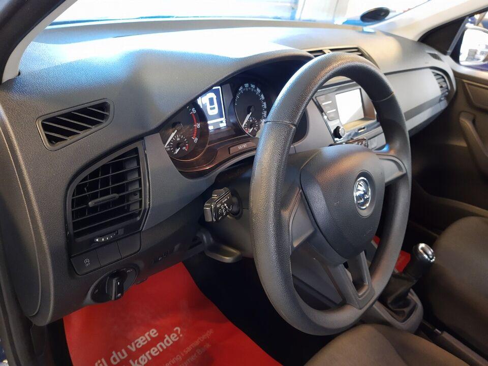 Skoda Fabia 1,2 TSi 90 Active Combi Benzin modelår 2015 km