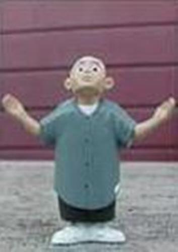 """PEE WEE Peewee Homies Series 4 Figurine ~2/"""" tall New Loose Fig"""