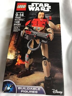 Lego Star Wars 75525 Baze Malbus Buildable Figure 148pcs New Sealed 2017