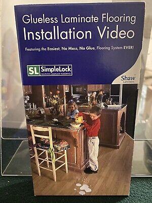 Simple Lock Glueless Laminate Flooring, Glueless Laminate Flooring Installation