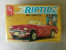 1984 AMT/ERTL ~ RIPTIDE 1960 CORVETTE ~ 1:25 SCALE MODEL KIT (NEW)