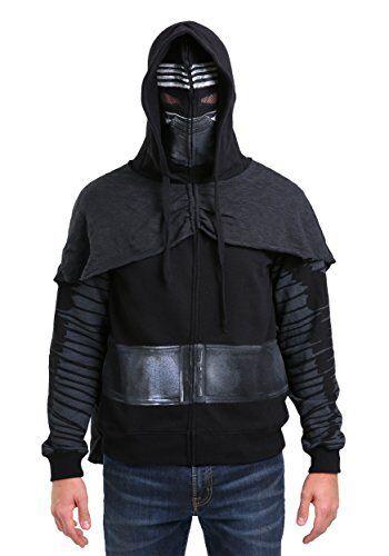 Mightyfine Star Wars I Am Kylo Ren Erwachsene Herren Kapuzenpullover Sweatshirt