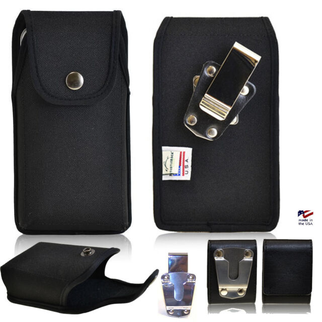 watch 9b173 30d75 Law Enforcement Nylon Vertical Duty Belt Case fits iPhone 6 Otterbox