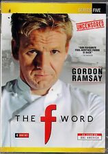 The F Word: Series Five (DVD, 2011, 4-Disc Set) Chef Gordon Ramsay  UNCENSORED