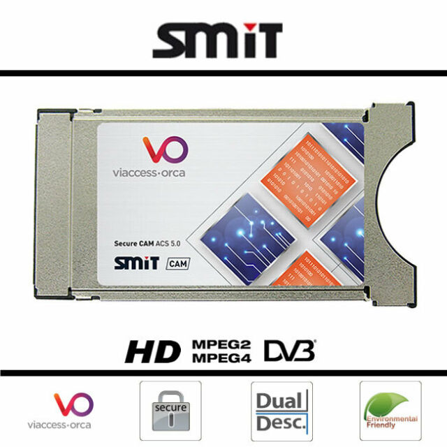 Smit viaccess-orca Secure ACS 5.0 videocamera
