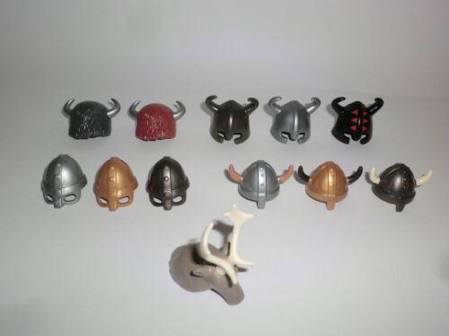 Playmobil Helmet Glasses fur Viking Germanic People Gallier Barbarian