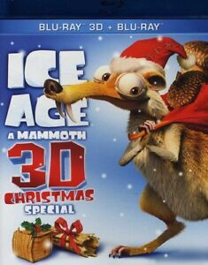Ice Age A Mammoth Christmas.Details About Ice Age A Mammoth Christmas Special New Blu Ray 3d 3d Ac 3 Dolby Digital