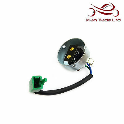 BRAND NEW ROYAL ENFIELD BULLET SPARE PARTS LEAD LUCAS TYPE HEADLIGHT BULB HOLDER