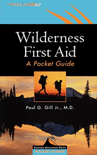 Gill Paul G-Wilderness 1St Aid (US IMPORT) BOOK NEW
