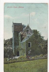 Darnick-Tower-Melrose-1906-Postcard-289a