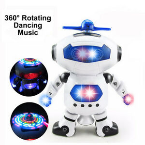 Christmas Presents For 7 Year Old Boy.Details About Educational Toys For 2 3 4 5 6 7 Year Olds Boy Age Cool Gifts Children Robot New