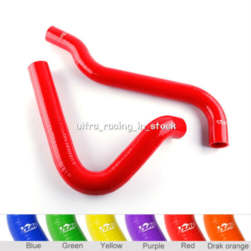 /'67-/'72 CHEVY Chevrolet C//K SERIES C10 PICKUP RED Radiator Silicone Coolant Hose