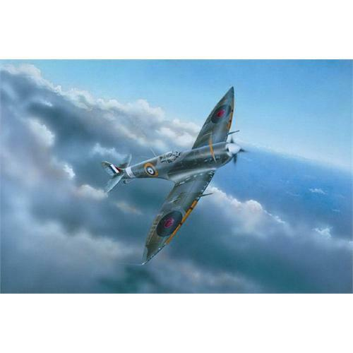 Trumpeter Supermarine Spitfire Mk VI   1 24 Scale Plastic Model Kit TM02413