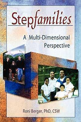 Stepfamilies (Haworth Marriage and the Family) by Berger, Roni