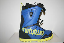 Thirty Two Mens Snowboard boots Lashed FT '15 Blue size 9