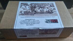 Juste Proto Slot Kit-porsche 914/6 (inc Roulement) - Le Mans 1970 - 1:32 - New-afficher Le Titre D'origine