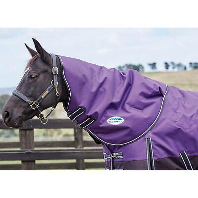 Weatherbeeta Comfitec Plus Dynamic 0g Durevole Collo Del Cavallo Accessorio Affluenza Alle Urne Tappeto- Texture Chiara