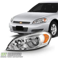 2006 2013 Chevy Impala 14 16 Limited Oe Style Headlight Headlamp Driver Side Fits 2006 Impala