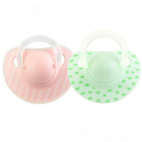 Newborn Kids Baby Dummy Pacifier Teat Nipple Soother Anti-dust Cover Cap Q
