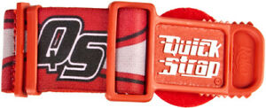 NEW FACTORY EFFEX ROKO GOGGLE QUICK STRAP KIT RED QS-10