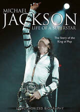 NEW SEALED! MICHAEL JACKSON - LIFE OF A SUPERSTAR DVD STORY OF THE KING OF POP