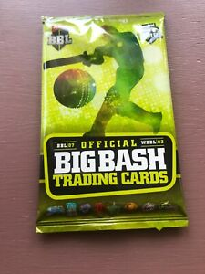 Offical-Big-Bash-Cricket-Trading-Cards-Sealed-Pack