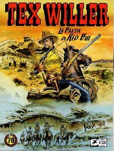 in vendita cercare scarpe originali Dettagli su Tex Willer 2.La banda di Red Bill.Sergio Bonelli Editore