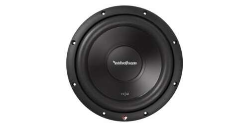 "NEW Rockford Fosgate 10/"" DVC SubWoofer Speaker.dual 4 ohm voice coil sub bass."