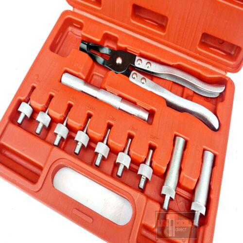 Valve Seal Remover Plier Set Removal And Installer Kit Stem Seals Seating