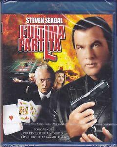 Blu-ray-L-039-ULTIMA-PARTITA-con-Steven-Seagal-nuovo-2007