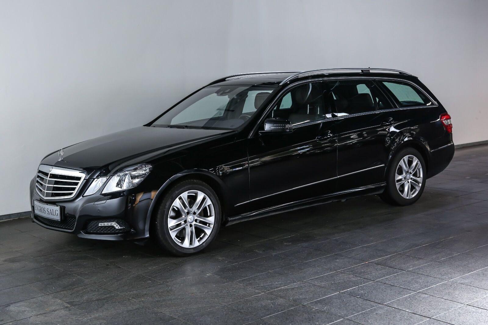 Mercedes-Benz E350 3,0 CDi Avantgarde stc. aut. 4-M