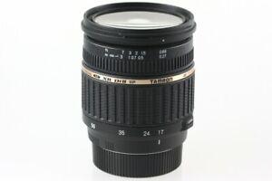 Tamron-SP-17-50mm-17-50-mm-2-8-1-2-8-XR-DiII-fuer-Pentax-PK-K