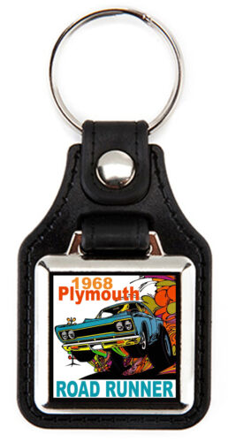 Plymouth Road Runner Key Fob
