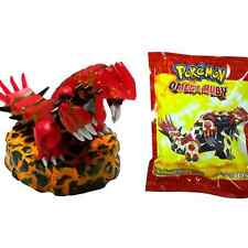 Pokemon Nintendo 3DS Omega Ruby Primal Groudon Figurine