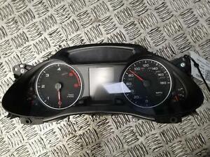 Audi A4 Diesel Mk4 (B8) INSTRUMENT CLUSTER Compteur de vitesse 8K0920981D