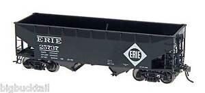 InterMountain  ERIE 2-Bay Open Top Hopper Cars (47173)  NIB RTR