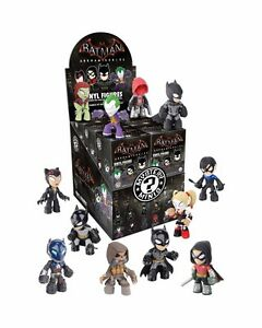 Funko-Mystery-Mini-Batman-Arkham-Games-Vinyl-Figure-Blind-Box-One-Blind-Box