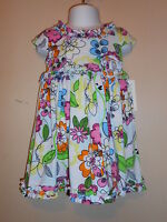 Marmellata Toddler Girls Floral Spring Summer Dress Multi 3t
