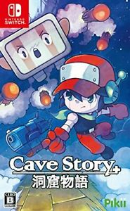 USED-Nintendo-Switch-Cave-Story-Japan-import