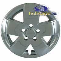 Fusion 16 Chrome Full Wheel Skins Cover Replacement Hub Caps on sale