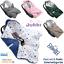 Indexbild 1 - Babydecke mit Kapuze EINSCHLAGDECKE 90x90 cm Babyschale Kinderwagen Decke ⭐ EU ⭐