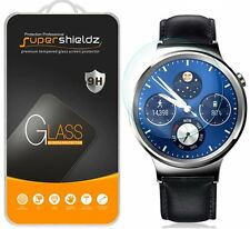 3X Supershieldz Huawei Watch Tempered Glass Screen Protector Saver