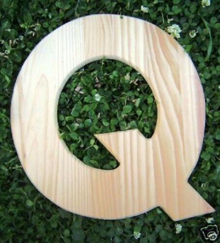 Letter Q plastic mold reusable casting mould