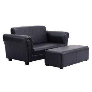 Costzon Kids Sofa Set 2 Seater Armrest Children Couch Lounge W