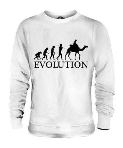 Kamel Riding Evolution des  Herrenchen Unisex Pullover