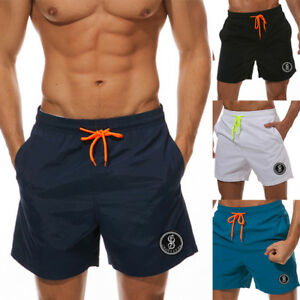 US-Mens-Trunks-Surf-Beach-Board-Shorts-Casual-Pant-wimwear-Bikini-Swim-Trousers