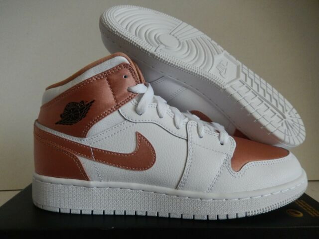 nike air jordan 1 rose gold