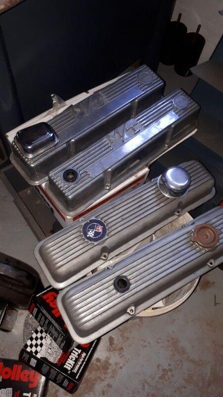 Chevy V8 spares